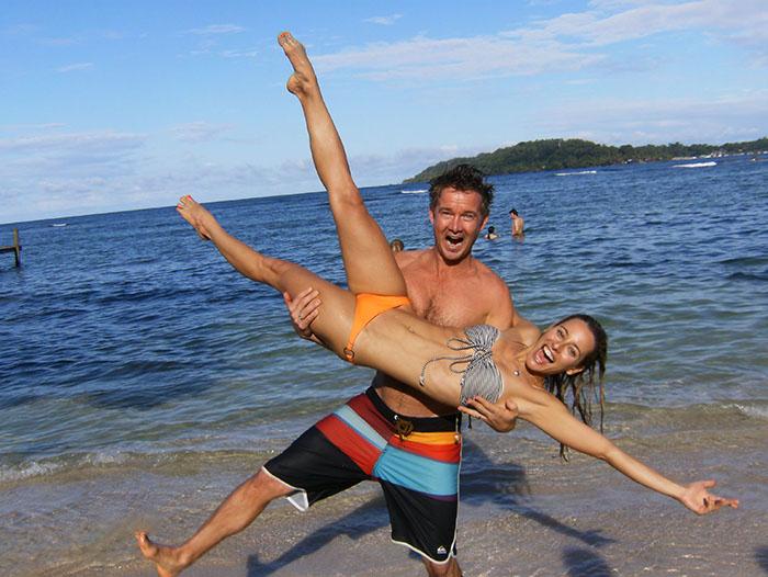 Babes in Bocas del Toro