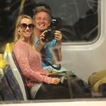 Foxy_Fox_Melbourne_Train